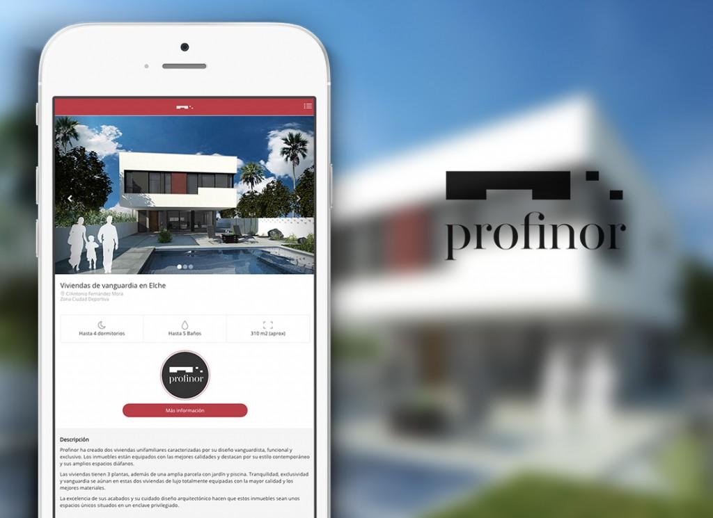 Profinor - Metamorfa Studio Portfolio